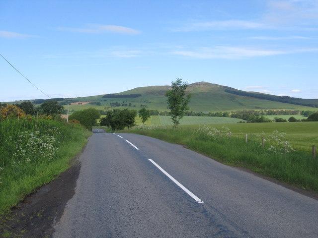 Road to Wester Fodderlee