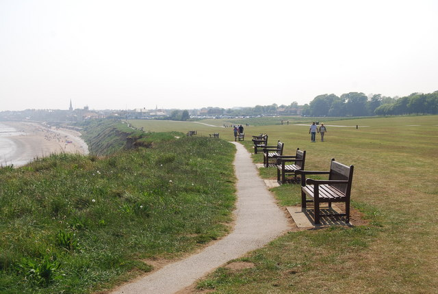 Seafront Benches, Sewerby