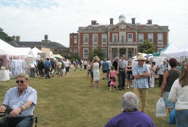 2010- Stansted House on Garden Show Day (17)