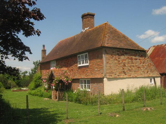 Hornbrook Farmhouse