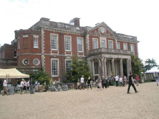 2010- Stansted House on Garden Show Day (18)