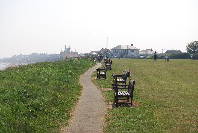 Seafront Benches, Bridlington
