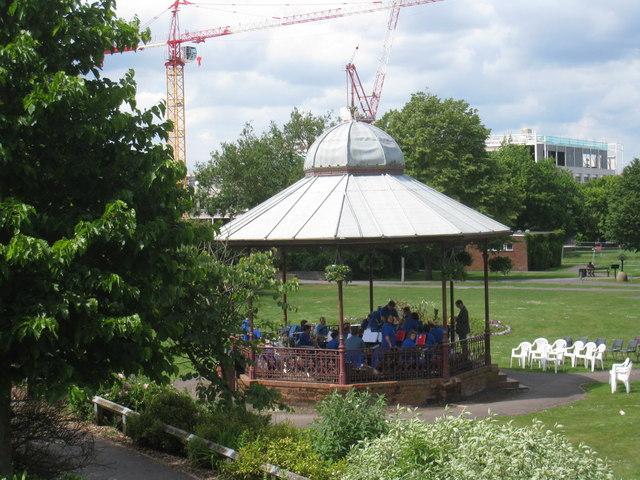 Bandstand - Victoria Park
