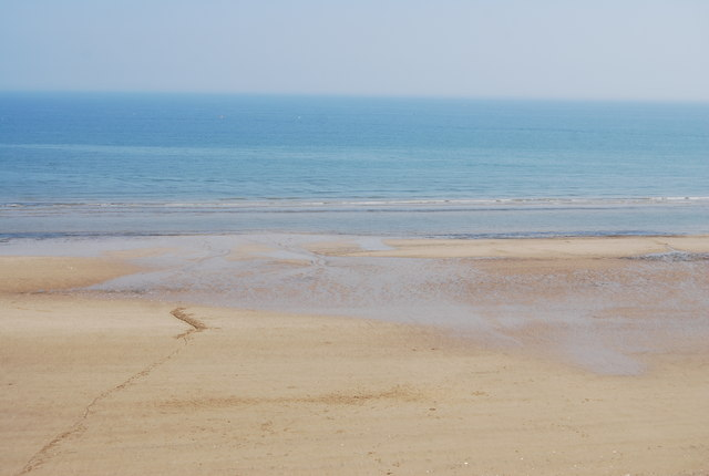 Beach between Sewerby and Bridlington