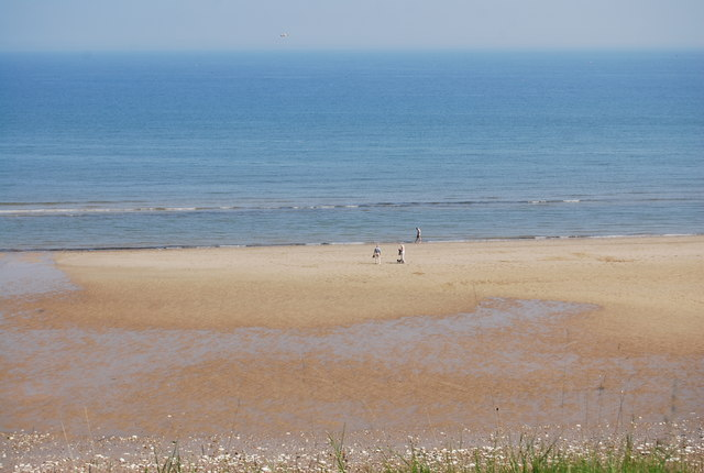 Bridlington Beach