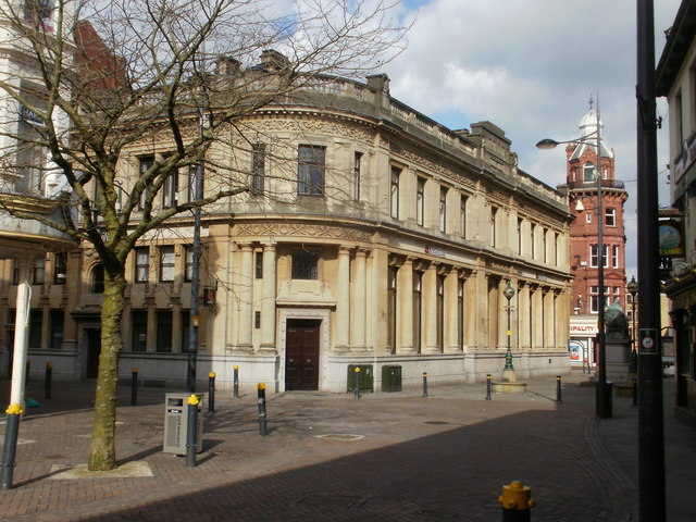 Natwest, central Newport