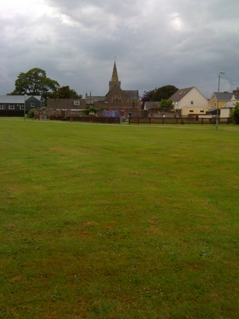Llanfaes Park
