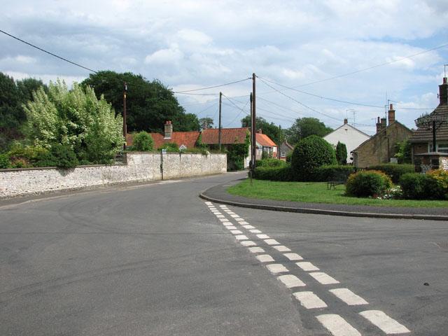 High Street in Northwold