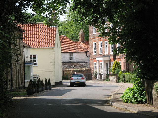 High Street through Northwold