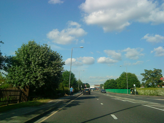 Nottingham Road, Chilwell