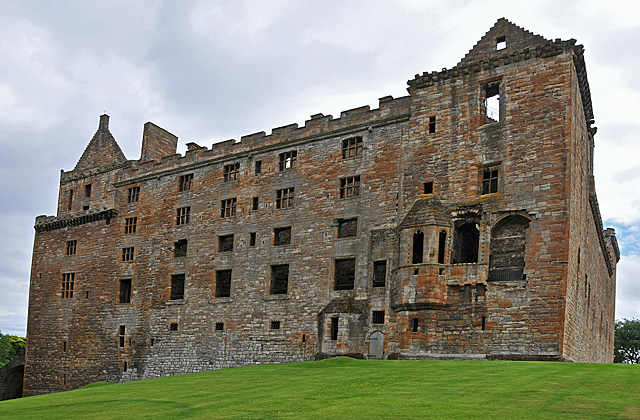 Linlithgow Palace, North Front