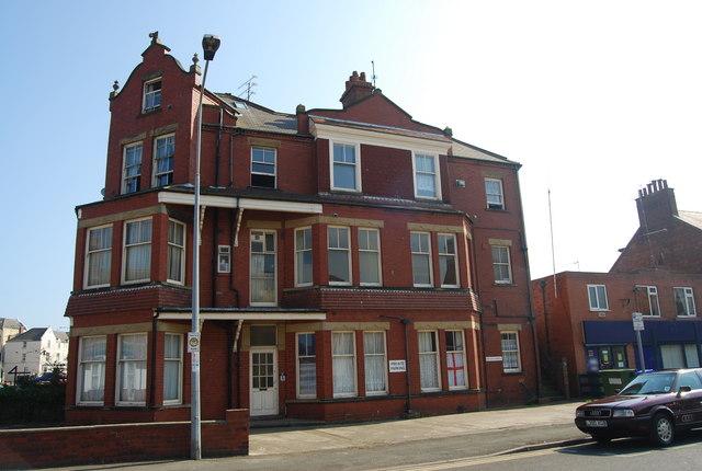 Three Storey Victorian House, Vernon Rd