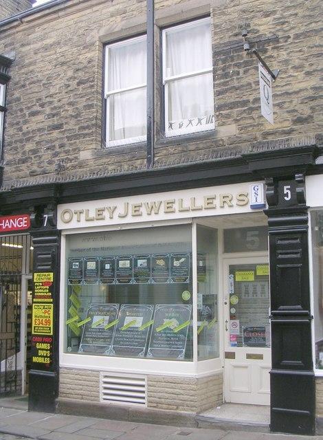 Otley Jewellers - Market Street