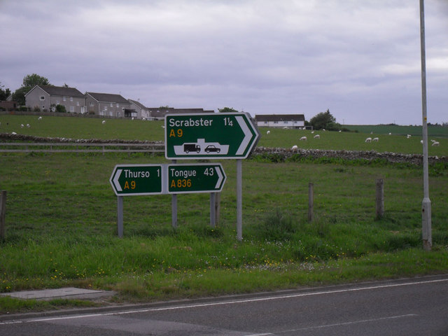 The north coast road