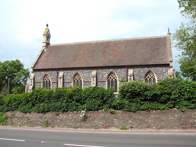 Christ Church in Whittington