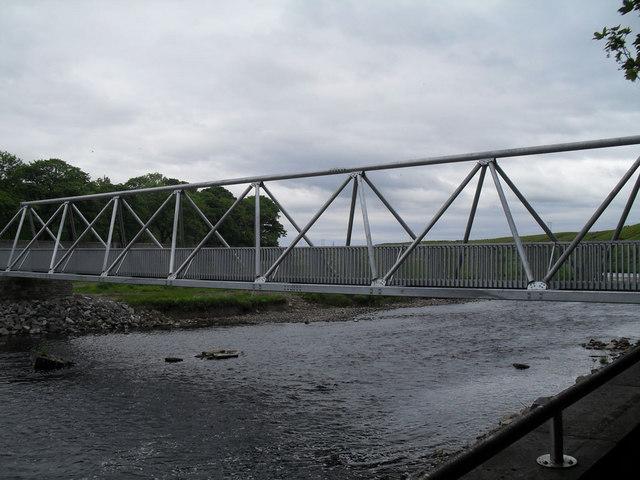 New Bridge over the Thurso