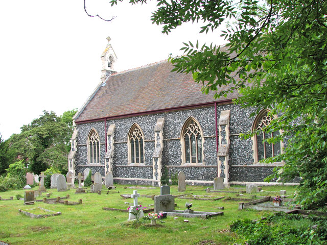 Christ Church in Whittington