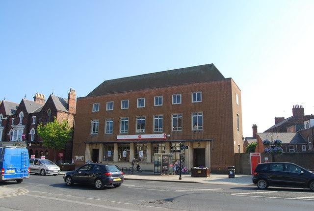Bridlington Post Office