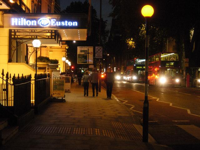 Upper Woburn Place, Euston