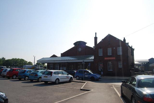 Bridlington Station