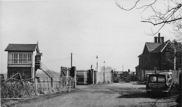 Brock Station (remains)