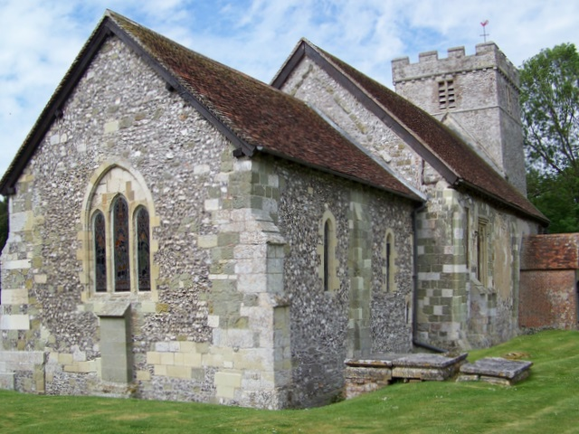 St Andrew's Church, Great Durnford