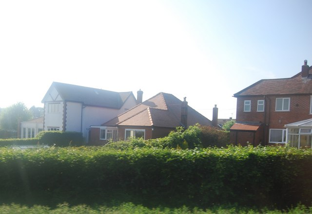 Houses, St Wilfred's Rd