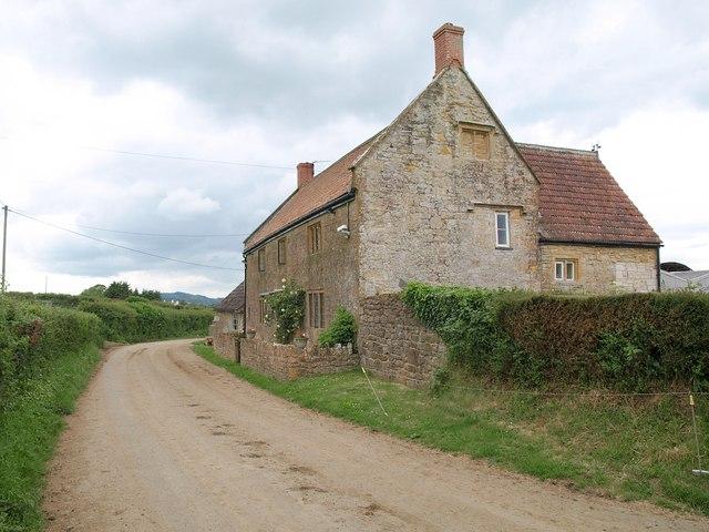 Lower Vagg Farmhouse
