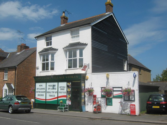 Appledore Village Stores