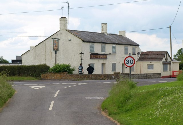The Carpenters Arms, Chilthorne Domer