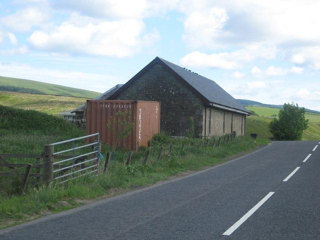 House on the B6357
