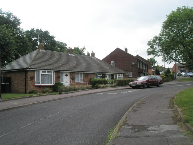 Bungalows in Boyle Crescent