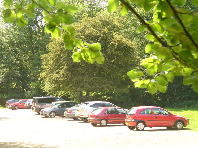 Pitch Hill Car Park
