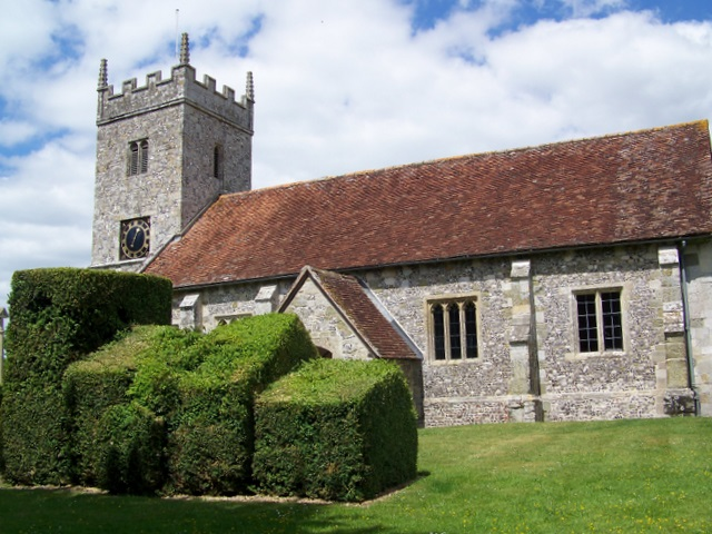 St Lawrence's Church, Stratford-sub-Castle