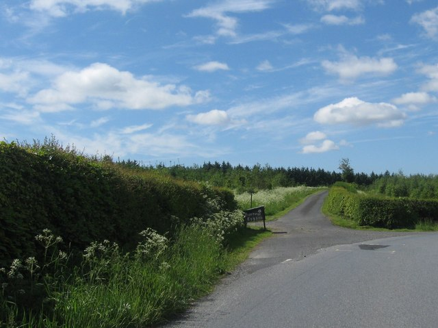 Road to Kirndean