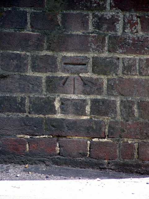 Bench Mark, London Road
