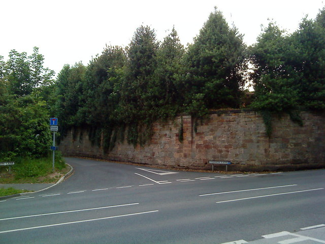 Junction of Common Lane and Chilwell Lane