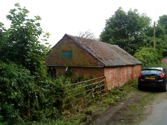 Barn on Common Lane