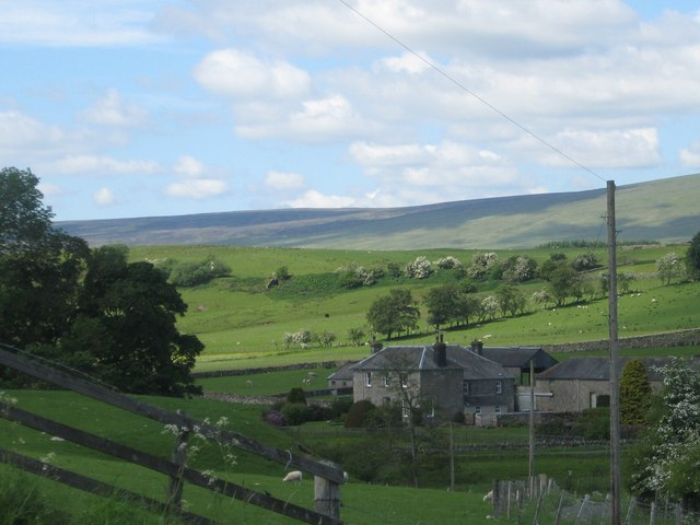 Mains near Old Castleton