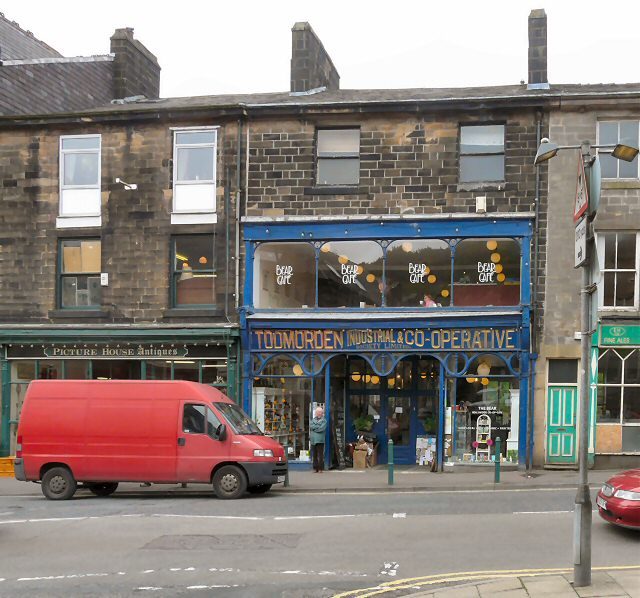 Todmorden Industrial Cooperative Society