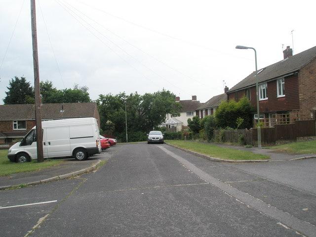 Spur in Cunningham Road