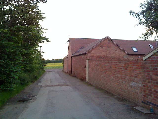 Southfields Farm, Common Lane