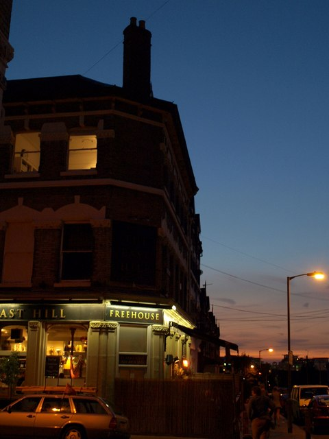 The East Hill, Wandsworth