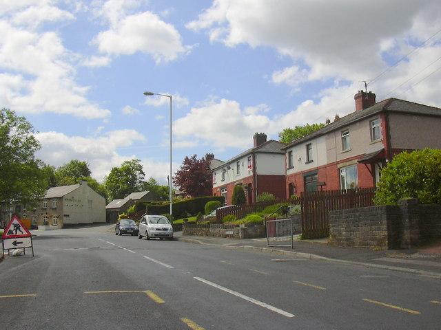Houses, Holcombe Road