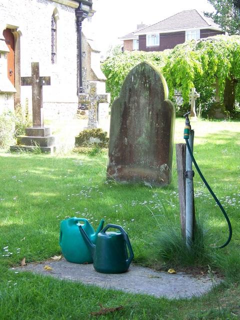 Churchyard, St Andrew's Church