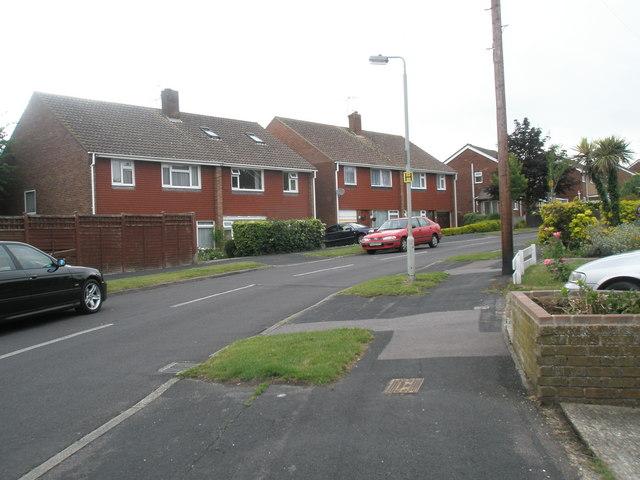 Lamppost in Corbett Road