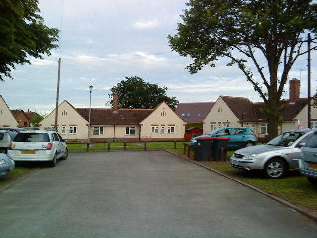 Houses off Sunnyside Road, Chilwell