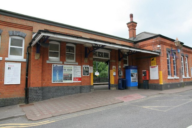Pangbourne station
