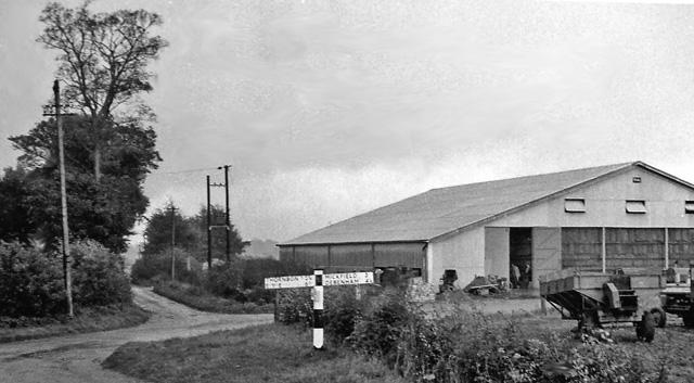 Site of Brockford & Wetheringsett Station