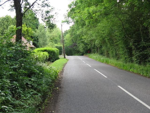 Pickhurst Road NW to Chiddingfold